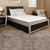 "Luxury Solutions 12"" Gel Memory Foam Mattress"