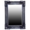 <strong>Ornate Swept Frame Mirror</strong> by Alterton Furniture