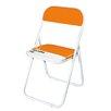 Seletti Pantone® 165 Metal Folding Chair