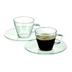 <strong>Simax</strong> Presso Espresso Cup with Saucer (Set of 4)