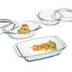 <strong>Simax</strong> 5 Piece Borosilicate Glass Casserole Set