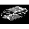 <strong>2.6-qt. Borosilicate Glass Rectangular Casserole</strong> by Simax