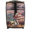 "Nicole Lee 20"" Carry-On Suitcase"