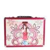 Nicole Lee Priscilla Marina Print Briefcase