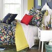 Teen Vogue Folksy Floral 180 Thread Count Sheet Set