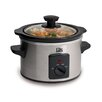 <strong>Elite by Maxi-Matic</strong> Gourmet 1.5-Quart Mini Slow Cooker