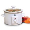 <strong>Elite by Maxi-Matic</strong> Cuisine 1.5-Quart Mini Slow Cooker