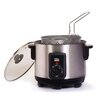 <strong>Cuisine 4.73 Liter Stainless Steel Multi-Function Cooker and Deep F...</strong> by Elite by Maxi-Matic
