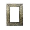 <strong>Metal Wall Mirror</strong> by Teton Home