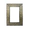 Teton Home Metal Wall Mirror