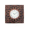 <strong>Metal Wall Clock</strong> by Teton Home