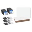 "Flipside Products 36 Piece Dry Erase 9.5"" x 1' Whiteboard Set"