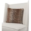 <strong>Little Giraffe</strong> Luxe Leopard Throw Pillow