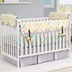 Babee Talk Organic 5 Piece Crib Bedding Set