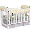 <strong>Babee Talk</strong> Organic 5 Piece Crib Bedding Set