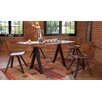"Saloom Furniture Skyline 80"" L Dining Table"