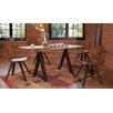 """Saloom Furniture Skyline 80"""" L Dining Table"""