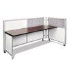 Swiftspace Solo Corner Reception Desk