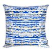 Lorena Gaxiola Cristal Marble Throw Pillow