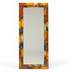 <strong>EcoChic Lifestyles</strong> Nautical Smiles Reclaimed Wood Mirror
