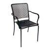 BFM Seating Chesapeake Stacking Dining Arm Chair