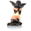 """River of Goods Prayer Angel 8.5"""" Accent Table Lamp"""