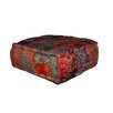 Spectra Home Square Floor Cushion with Edge