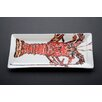 <strong>Kim Rody Creations</strong> Kitchen Lobster 15'' Rectangle Serving Platter