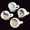 <strong>Kim Rody Creations</strong> Bird Dinnerware 4 Piece Mug Set