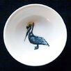 Kim Rody Creations Bird Pelicans Lil' Condiment Server