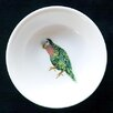 Kim Rody Creations Bird Abaco Parrots Lil' Dipping Serving Dish