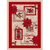 <strong>Milliken</strong> Winter Seasonal Holiday Winter Bouquet Novelty Rug