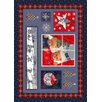 <strong>Milliken</strong> Winter Seasonal Holiday Christmas Cuddles Novelty Rug