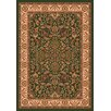 <strong>Pastiche Abadan Lance Green Rug</strong> by Milliken