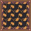 <strong>Pastiche Bantam Ebony Rug</strong> by Milliken