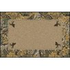 Realtree Advantage Solid Center Novelty Rug