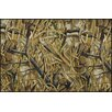 Milliken Realtree Wetlands Solid Camo Novelty Rug