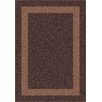 Milliken Modern Times Bailey Dark Brown Area Rug