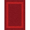 Milliken Modern Times Bailey Tapestry Red Area Rug