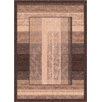 <strong>Modern Times Aspire Dark Brown Rug</strong> by Milliken