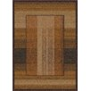 Milliken Modern Times Aspire Dark Chocolate Area Rug