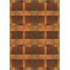 Milliken Modern Times Aura Fall Orange Area Rug