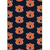 Milliken College Repeating NCAA Auburn Novelty Rug