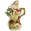 Kaldun & Bogle Cardinal Santa Teapot