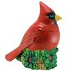 Kaldun & Bogle Christmas Cardinal Cookie Jar