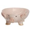 Kaldun & Bogle Quirky Country Pig Serving Bowl