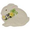 Kaldun & Bogle Spring Bunny Bows Serving Dish