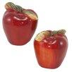 Kaldun & Bogle Apple Salt and Pepper Set