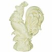<strong>Tuscan Rooster Antique Rooster Crowing Figurine</strong> by Kaldun & Bogle