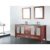 """Adornus Amara 60"""" Vanity Set"""